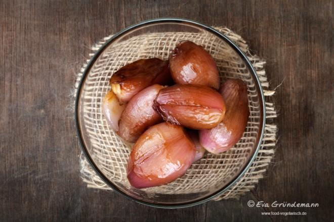 Rezept für Schalotten Antipasti | food-vegetarisch.de