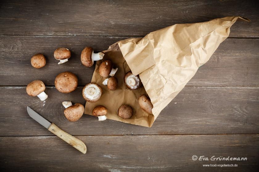 Steinchampignons | food-vegetarisch.de