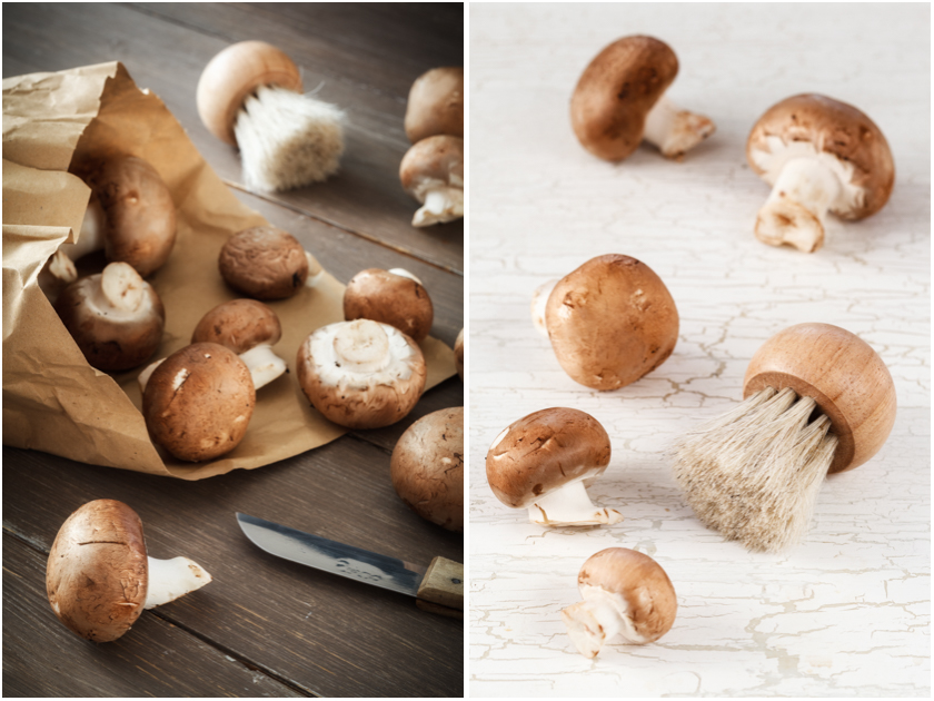Steinchampigons | food-vegetarisch.de