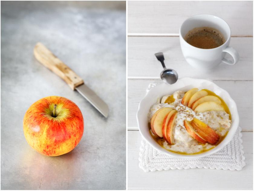 Rezept für Express-Porridge | food-vegetarisch.de