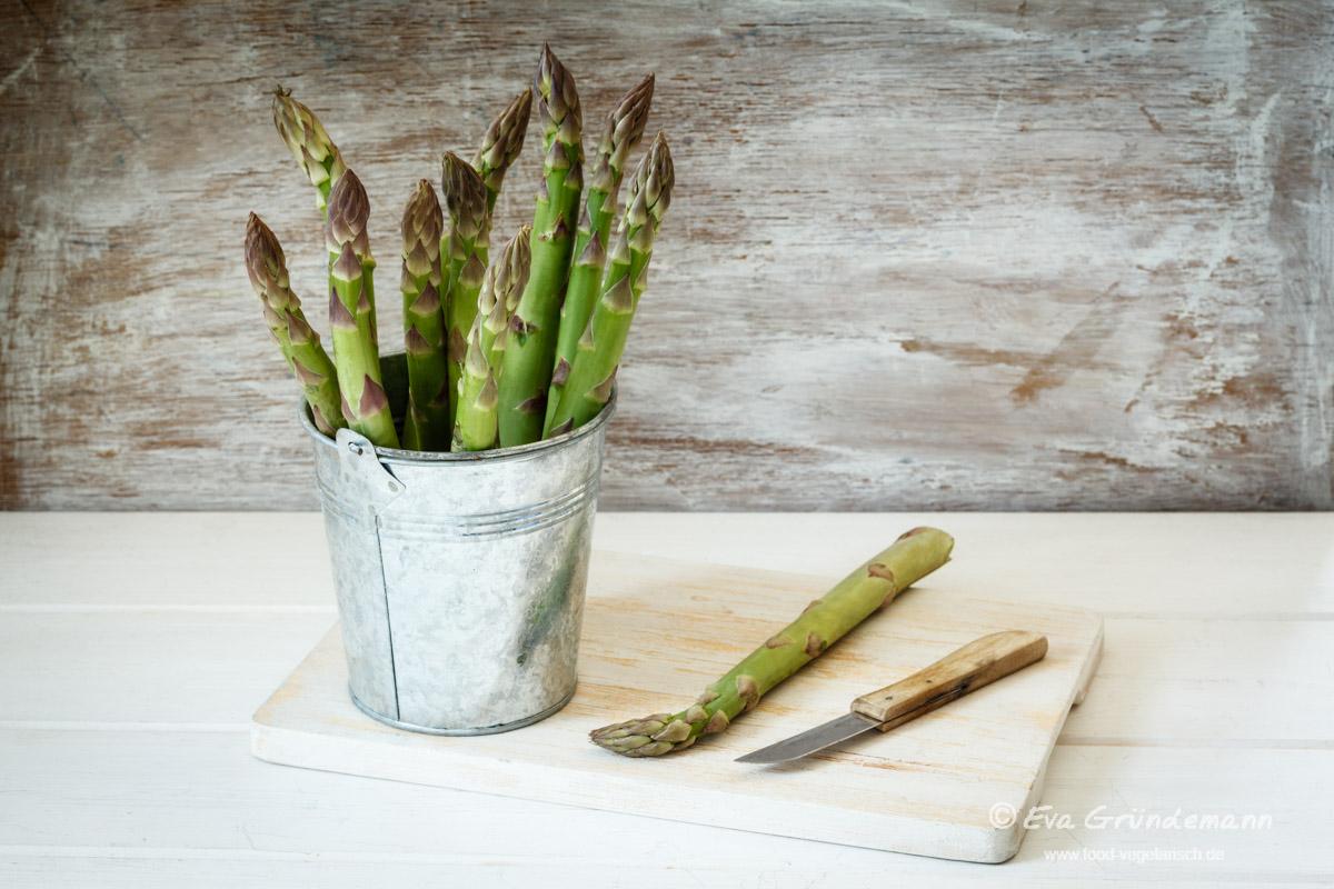 Grüner Spargel | food-vegetarisch.de