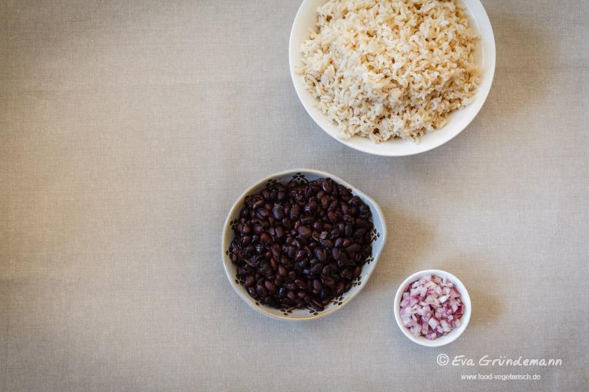 Bohnen und Reis | food-vegetarisch.de