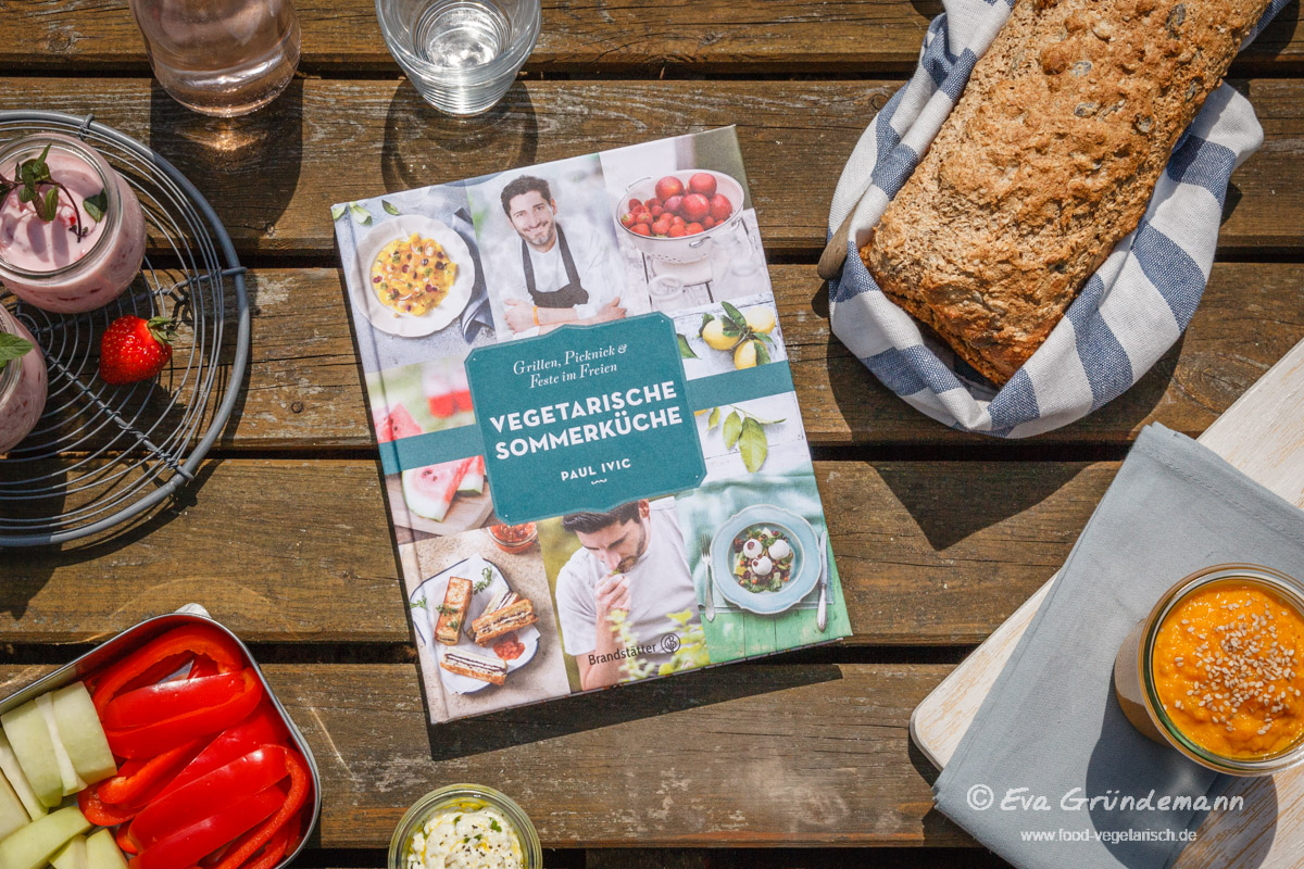 Vegetarische Sommerküche Rezepte : Vegetarische sommerküche grillen picknick feste im freien