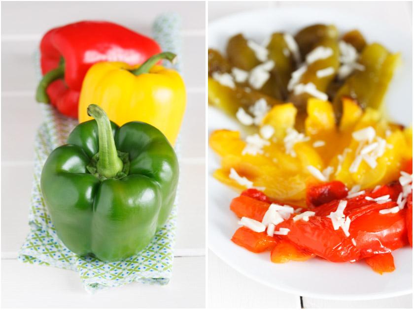 Eingelegte Paprika | food-vegetarisch.de