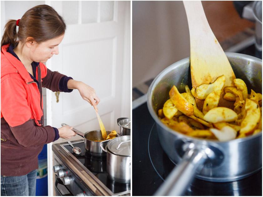 Indisch Kochen mit Bloggern   food-vegetarisch.de