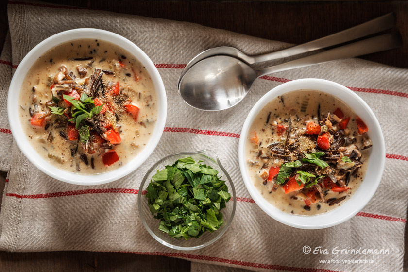 Wildreissuppe | food-vegetarisch.de