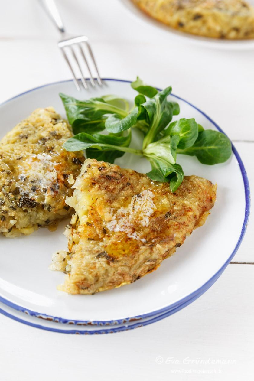 Rezet für Salbei-Rösti | food-vegetarisch.de