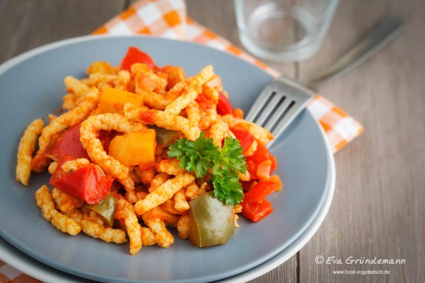 Letscho || FOOD VEGETARISCH