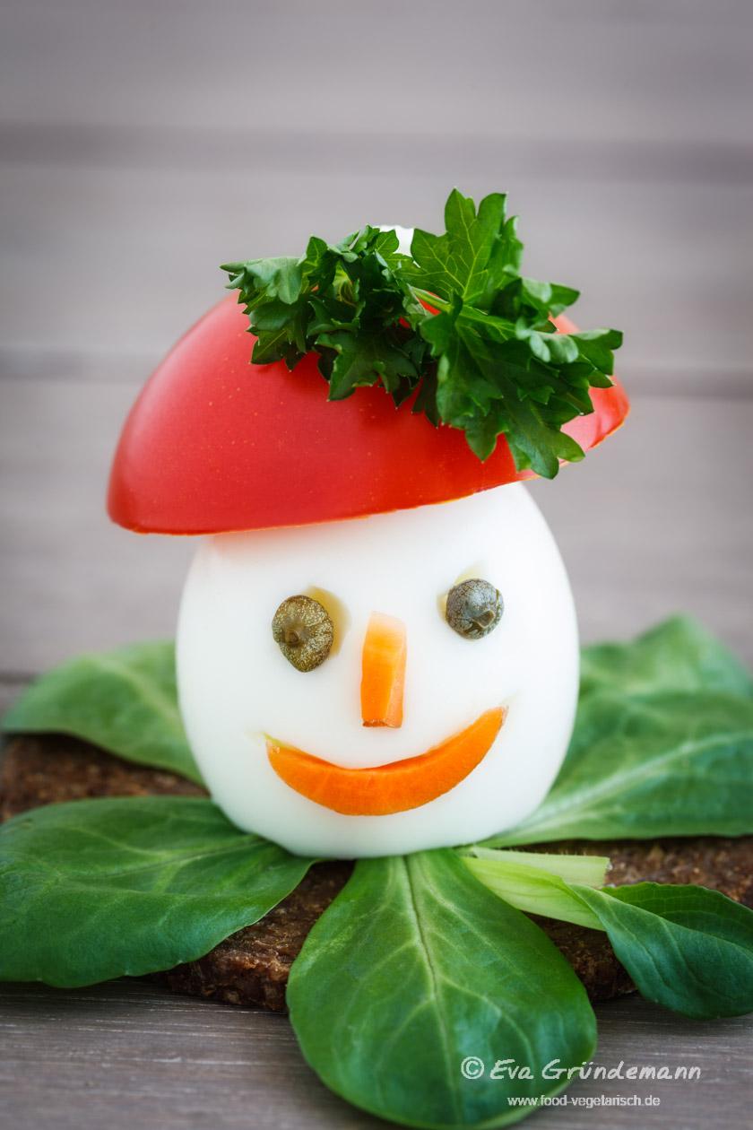Egg Guys || FOOD VEGETARISCH