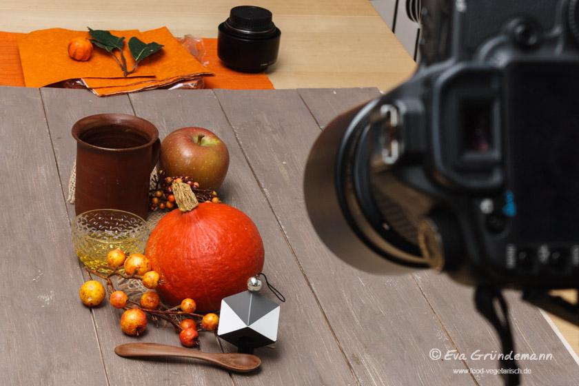 Food Fotografie | Weißabgleich einstellen mit Hilfsmittel || FOOD VEGETARISCH