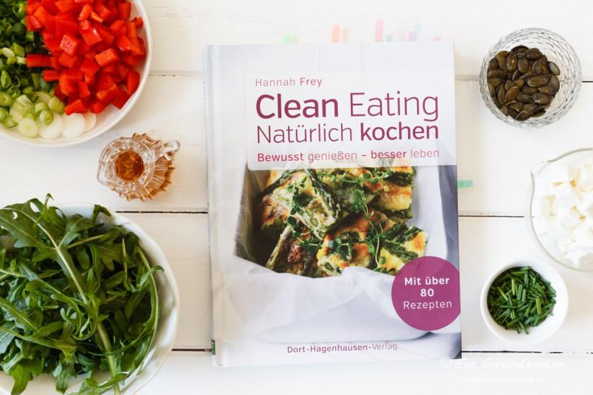 Buchrezension | Clean Eating - Natürlich kochen