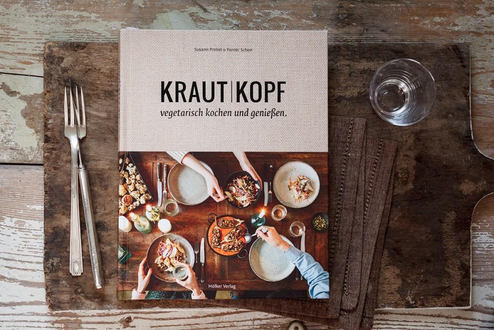 Buchvorstellung | Krautkopf - vegetarisch kochen und genießen