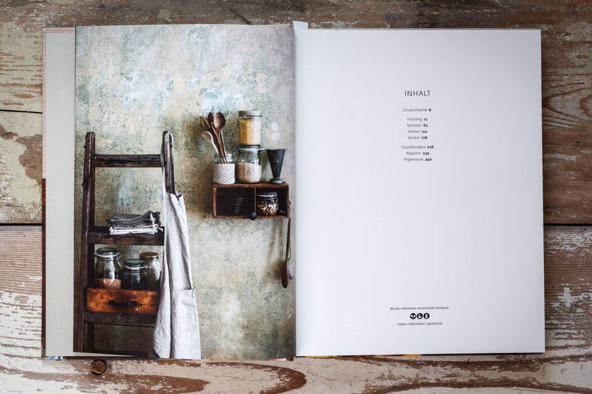 Krautkopf Kochbuch | Inhaltsverzeichnis