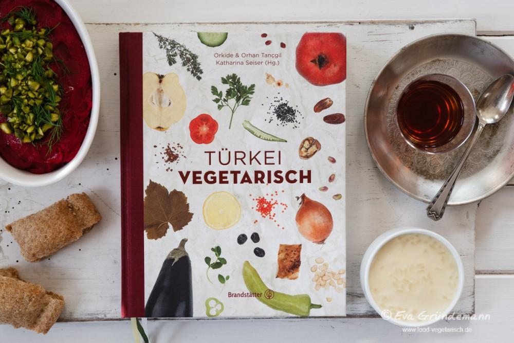 Buchrezension | Türkei vegetarisch