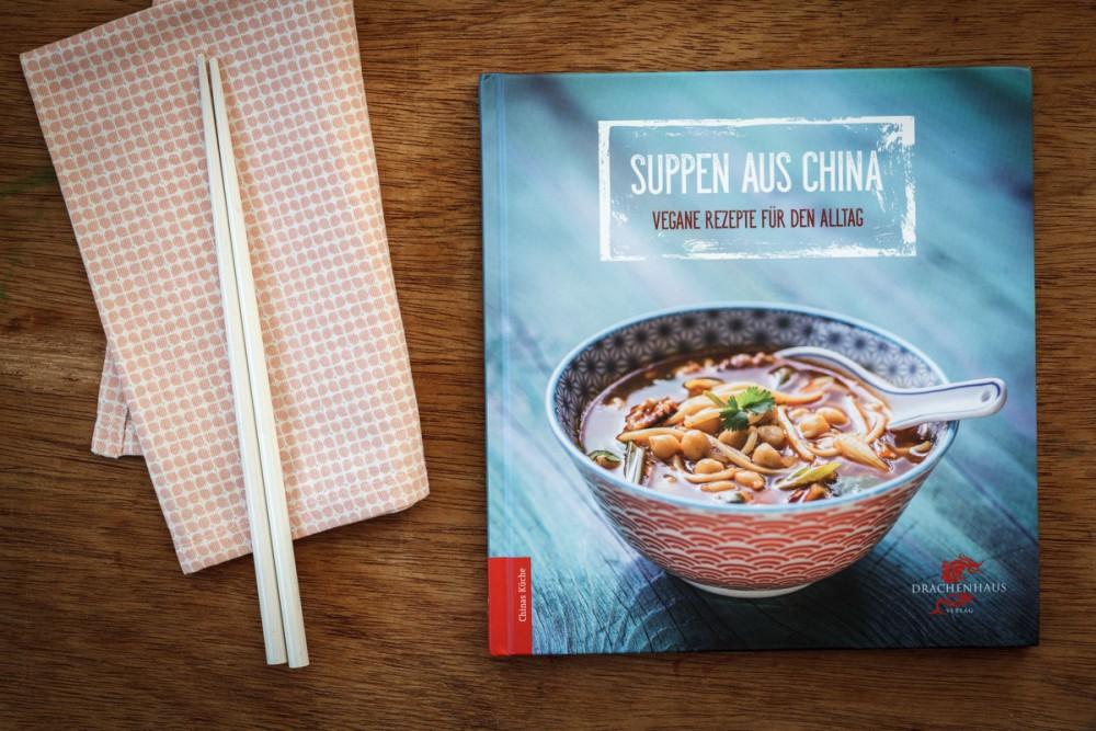 Buchrezension: Suppen aus China | FOOD VEGETARISCH