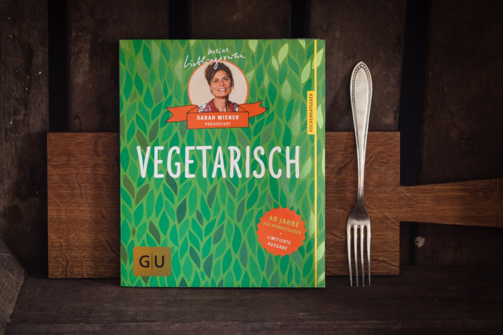 Buchrezension | Sarah Wiener: Vegetarisch | FOOD VEGETARISCH