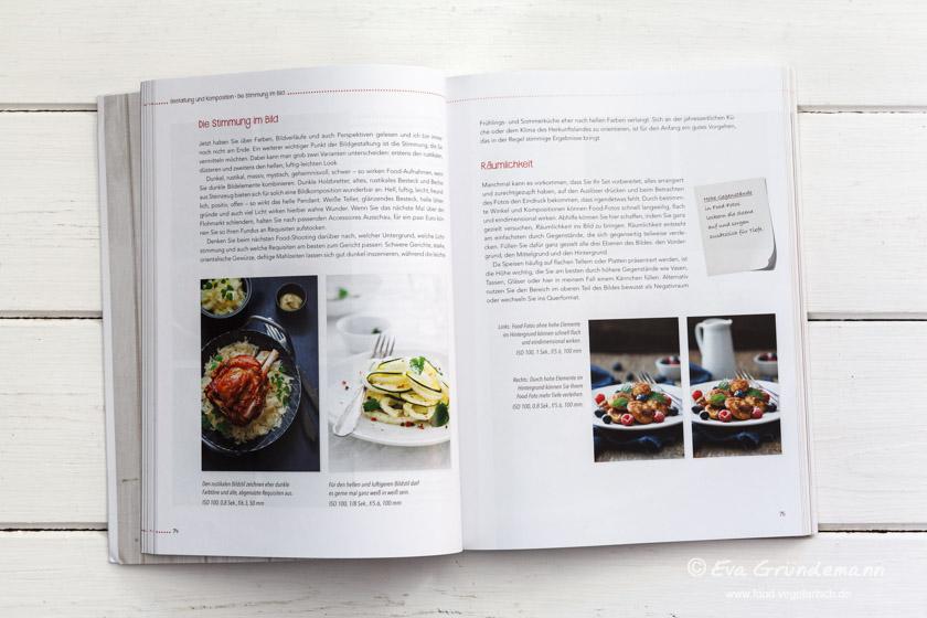 """Einblicke in """"Food-Fotografie: Leckere Bildrezepte für Einsteiger"""