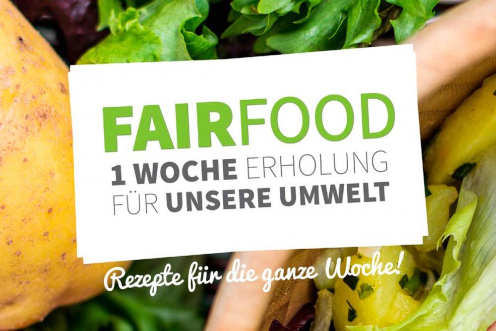 FAIRFOOD by wir-essen-gesund.de | vorgestellt von FOOD VEGETARISCH