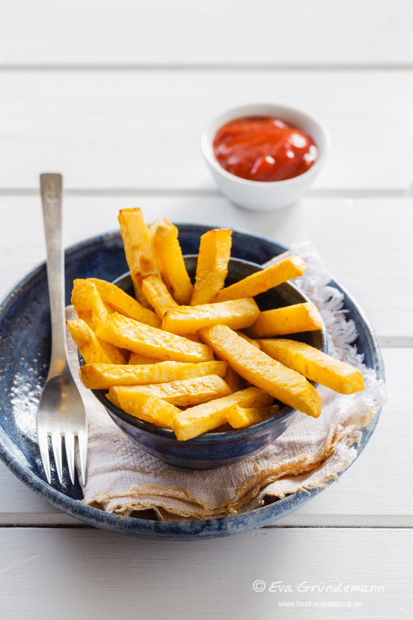 Paprika-Pommes frites (S. 247)