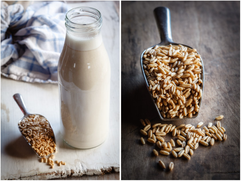 Hafermilch || FOOD VEGETARISCH
