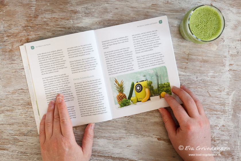 Kochbuch: Mix it | Buchrezension auf FOOD VEGETARISCH