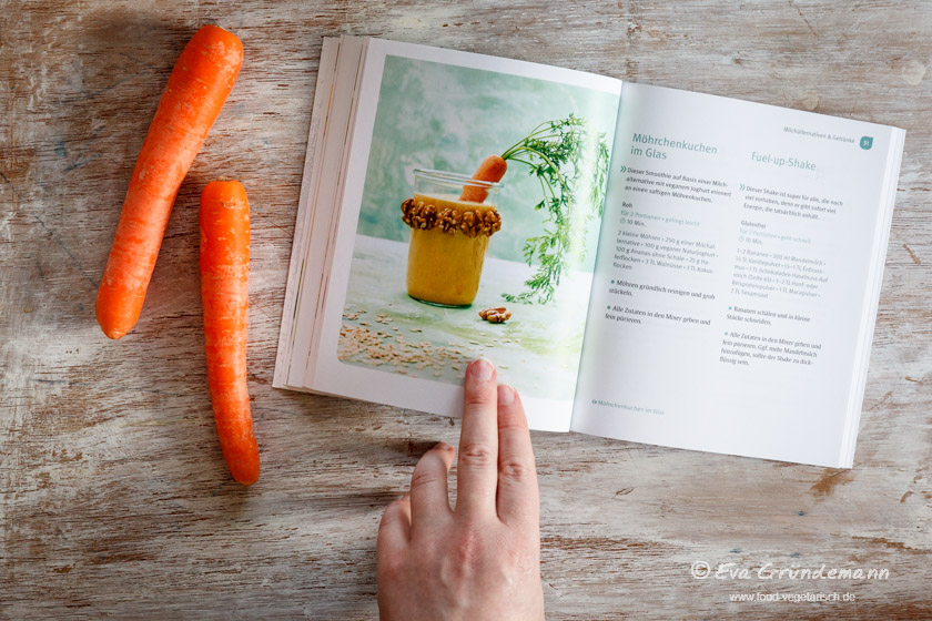 Kochbuch Mix it - Buchrezension auf FOOD VEGETARISCH