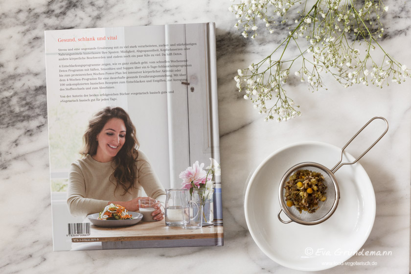 Buch Detox basisch vegetarisch