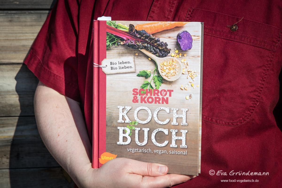 Buchrezension vom Schrot&Korn Kochbuch