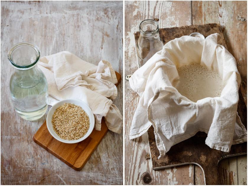 Reismilch zubereiten