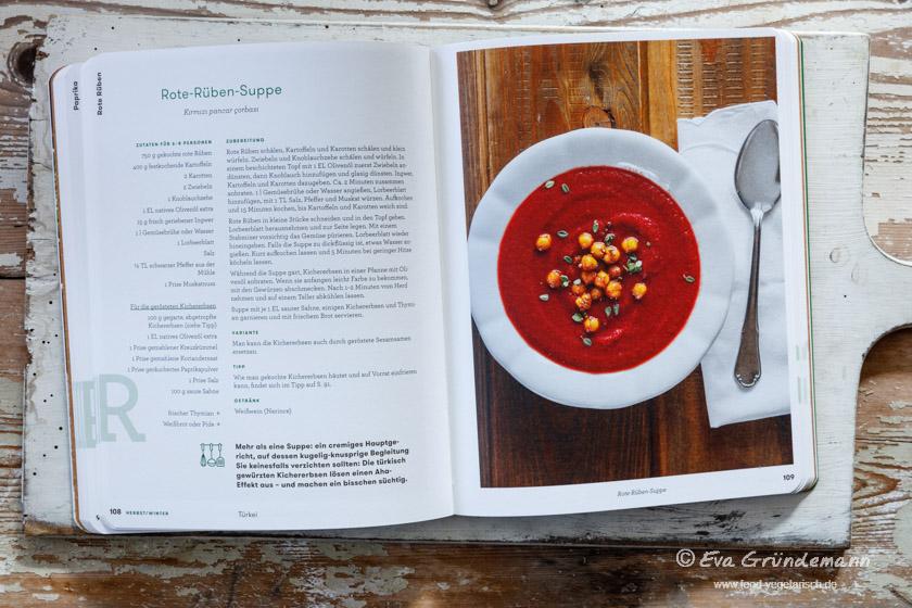 Einblicke in die 30 Minuten Gemüseküche | FOOD VEGETARISCH