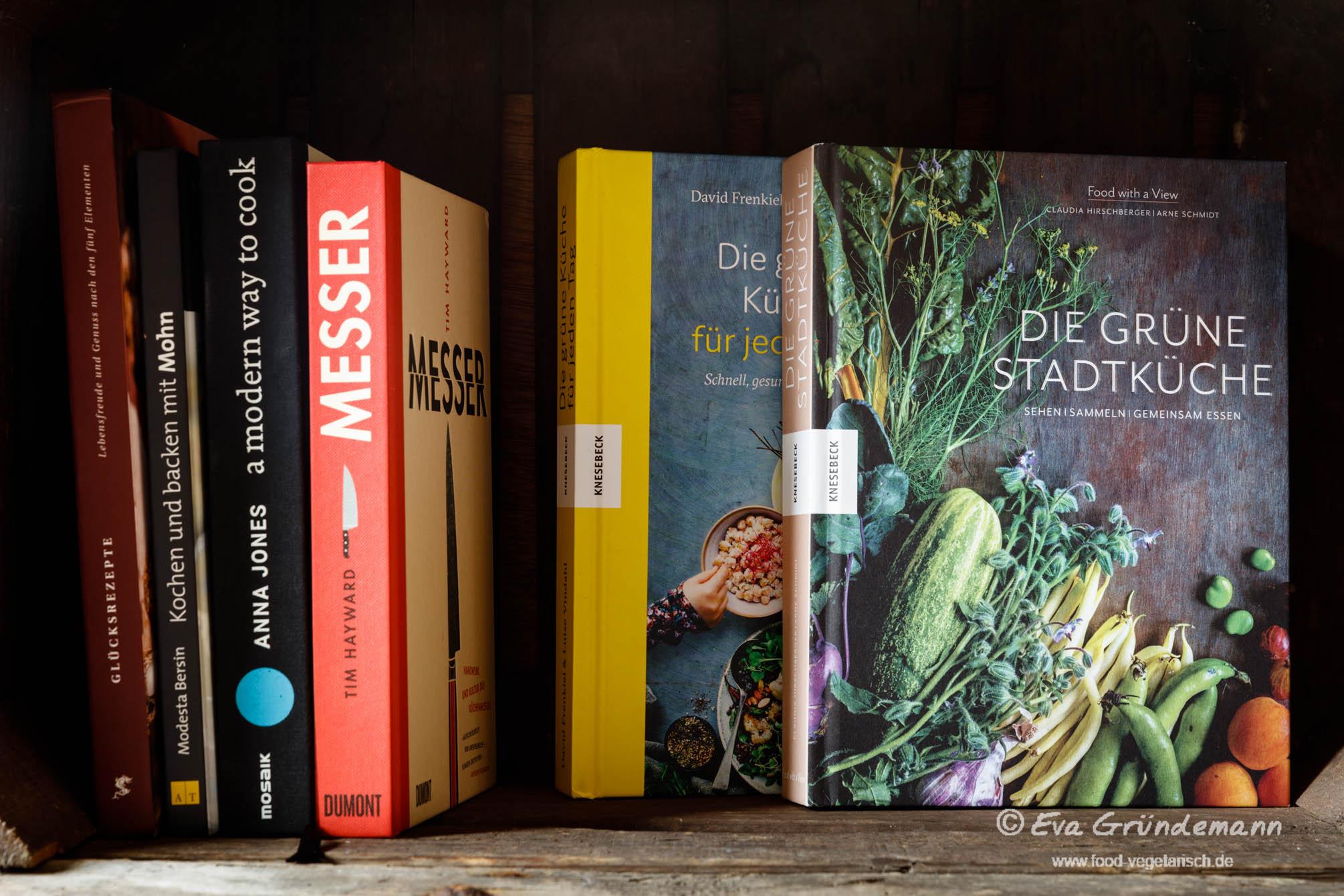 Geplante Kochbuchvorstellungen - Food Vegetarisch