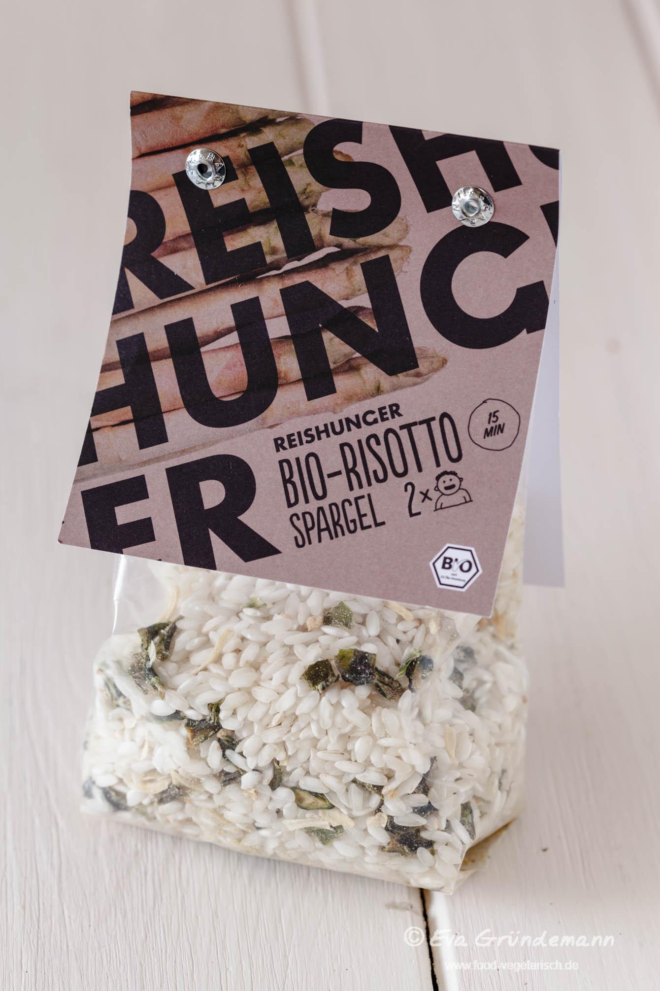 Spargel Bio Risotto von Reishunger