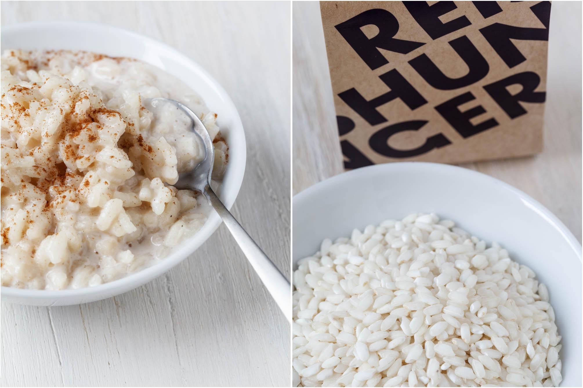 Reishunger - Milchreis
